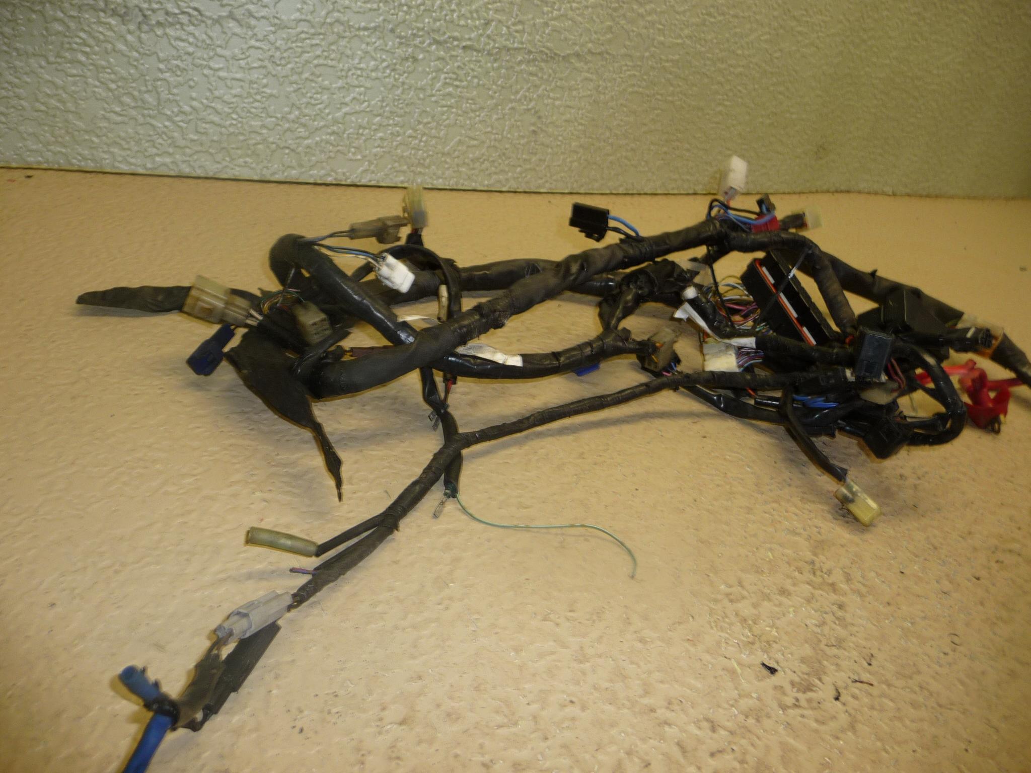 2005 Yamaha R1 Main Wiring Harness