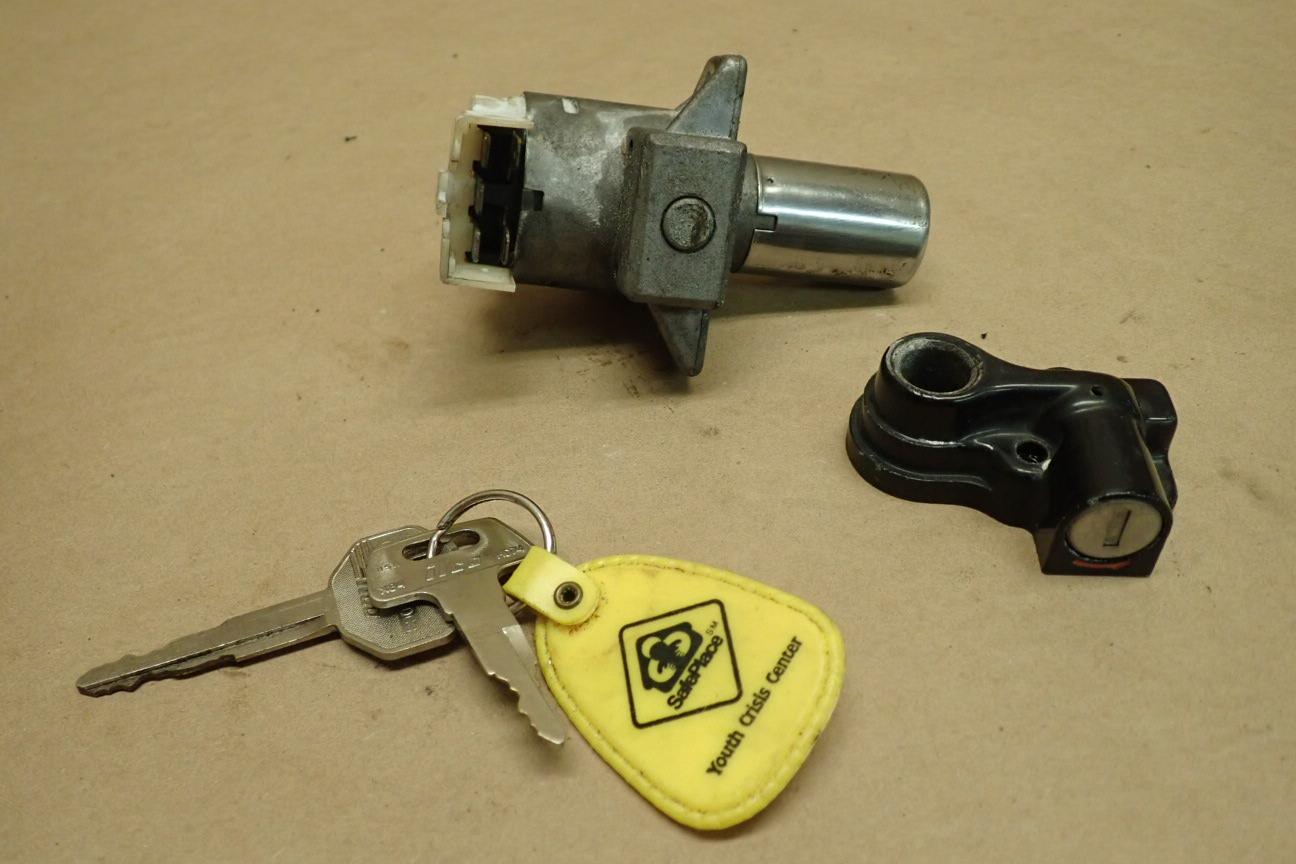 1978 Honda Cb750f Ignition Switch W   Key