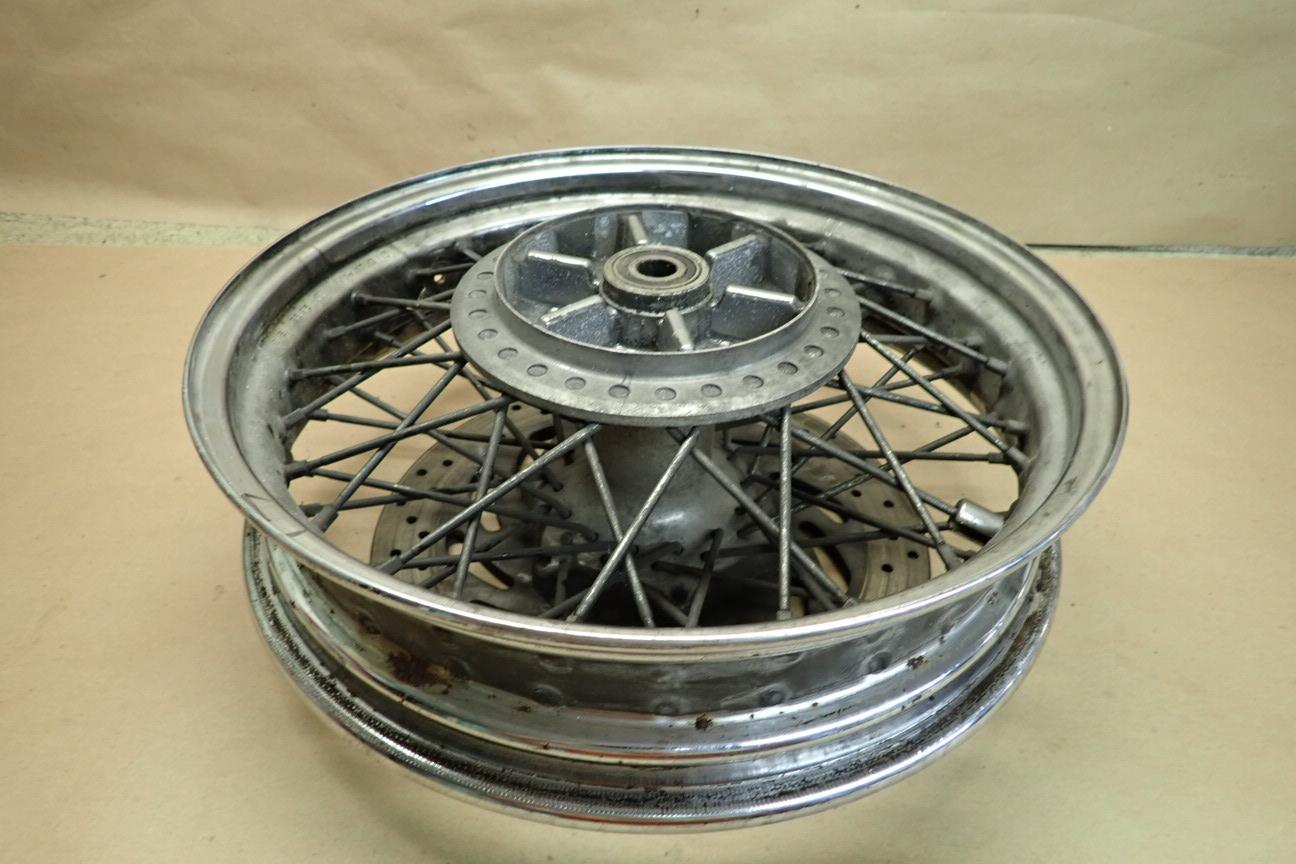 YAMAHA XV1600 Road Star Tubeless Kit 16×3.00 MT 16×3.50 MT OUTEX  FR-XV16