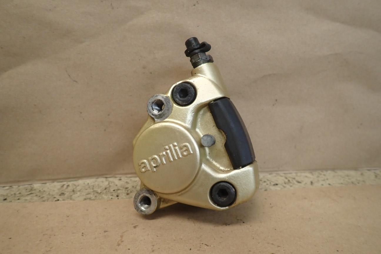 Front Rear Organic Brake Pads 2006-2011 Aprilia SR 50 R Factory Set Full vv